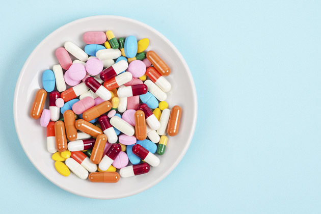 ações químicas dos tipos de medicamentos