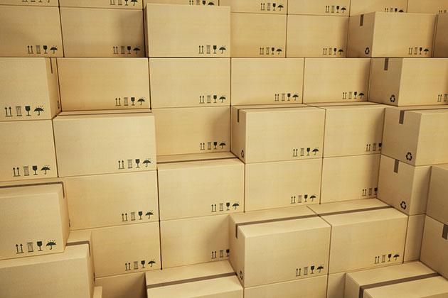 o que é carga lotação figura com caixas