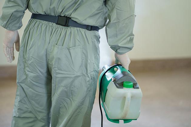 Entenda como funciona a higienização no serviços de transporte de cargas durante a pandemia