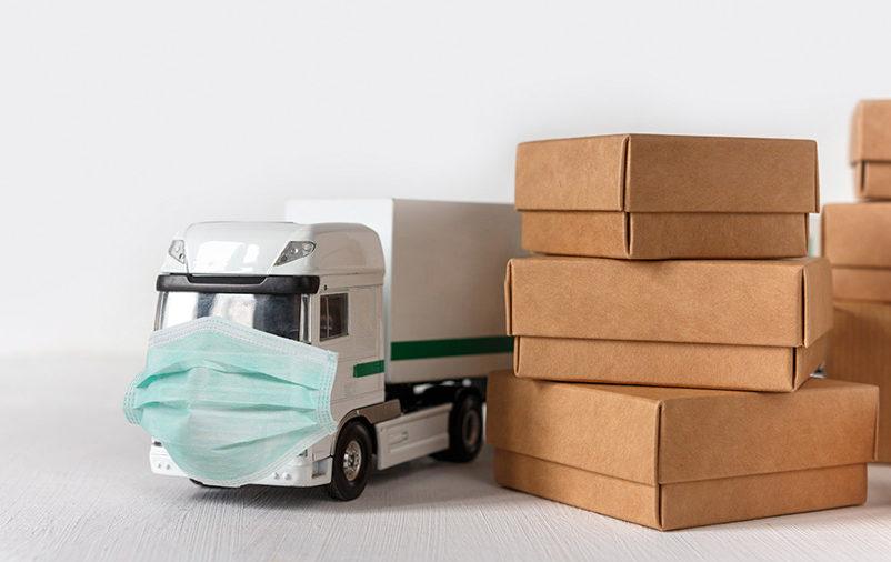 Saiba quais cuidados necessários no serviços de transporte de cargas no meio da pandemia