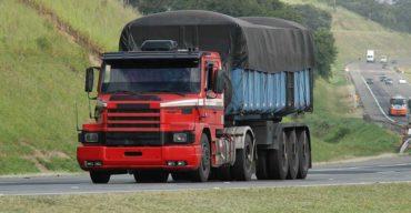 logística do transporte rodoviário