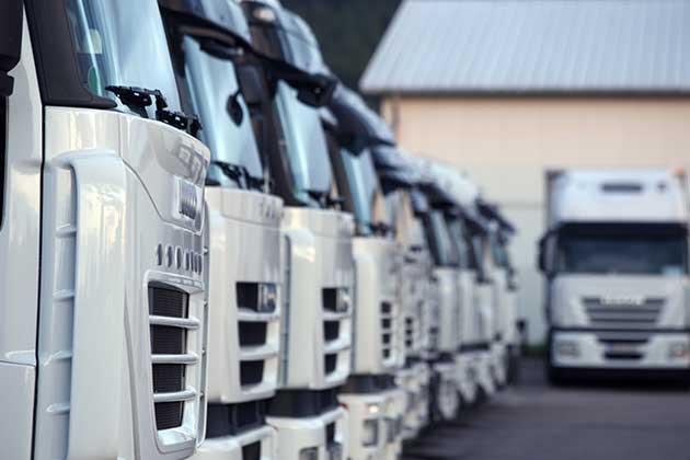 veja a relação entre as más condições das estradas e logística